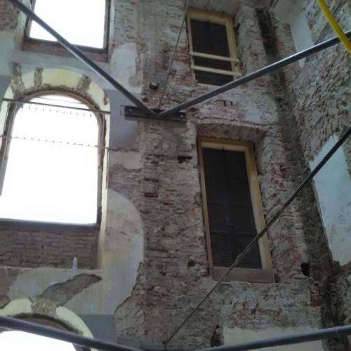 Consolidamenti strutturali - CLV Costruzioni