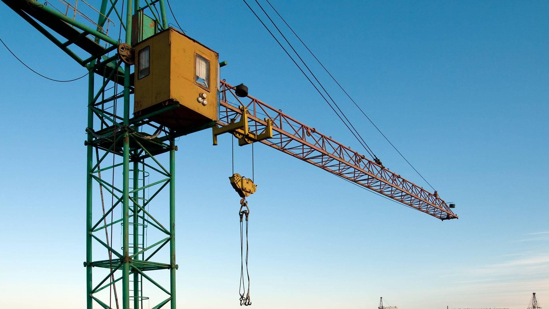 Macchinari per l'edilizia civile ed industriale